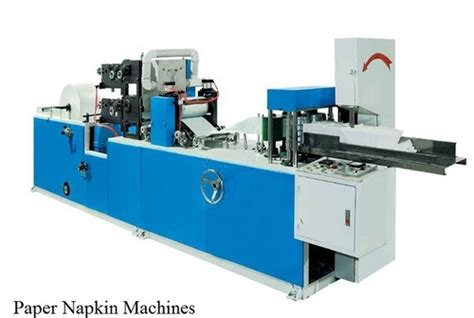 Paper Napkin Machine Price In India - paper napkin machines paper work machine