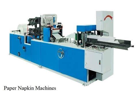 Paper Napkin Machine Price In India - paper machine in india images