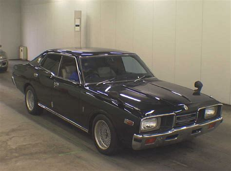 1978 nissan cedric import a vehicle 25 year old car importation 1978