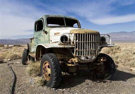 rusty pickup top old rusty trucks wallpapers