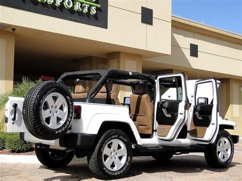 white jeep sahara interior white jeep wrangler unlimited white wranglers