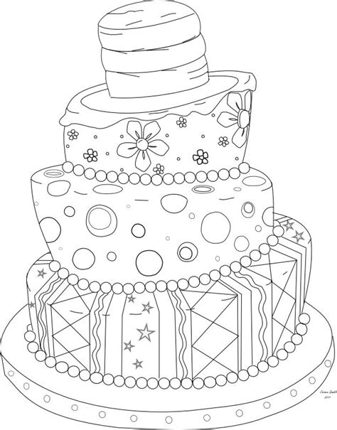 cute cake coloring pages 2960 best stencils coloring pages images on pinterest
