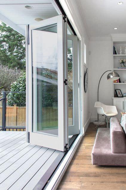 Slide And Fold Patio Doors Best 25 Folding Sliding Doors Ideas On Bifold Glass Doors Indoor Glass Doors And