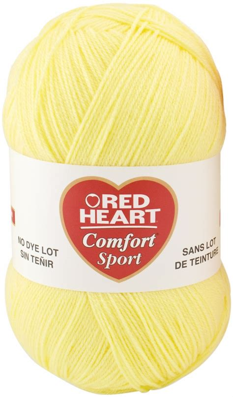 red heart comfort yarn red heart comfort sport yarn
