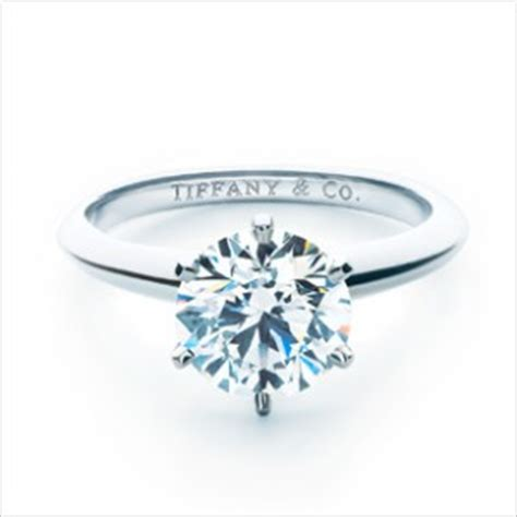 Ltb: Tiffany & Co. Round Solitaire Engagement Ring 1 1.50