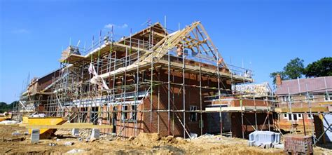 Over 100,000 jobs created by surge in house building