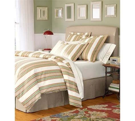 pottery barn slipcover headboard 91 best images about partridge house mom dad s bedroom