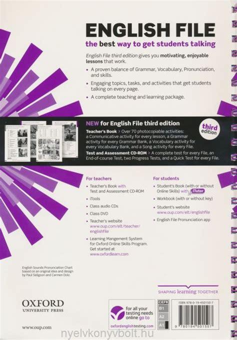 english file 3rd edition english file 3rd edition beginner teacher s book with test and assessment cd rom
