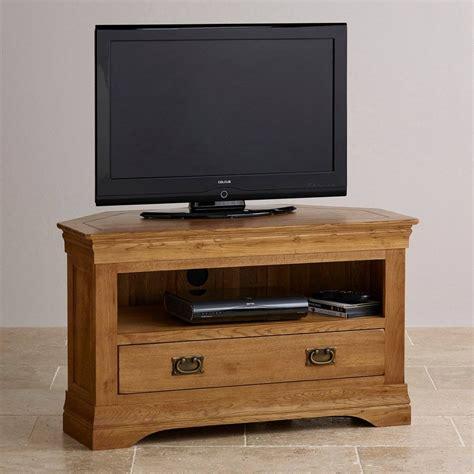 15 best real wood corner tv stands