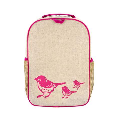 Herschel Tas Vogels soyoung backpack birds pink gigahip nl