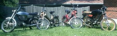 Maxi Emely Sach moped army motion left buck
