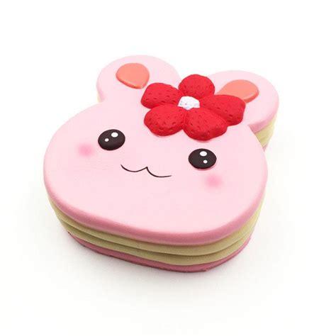 Panda Birthday Cake Squishy squishyfun kawaii squishies rabbit cake kawaii squishy