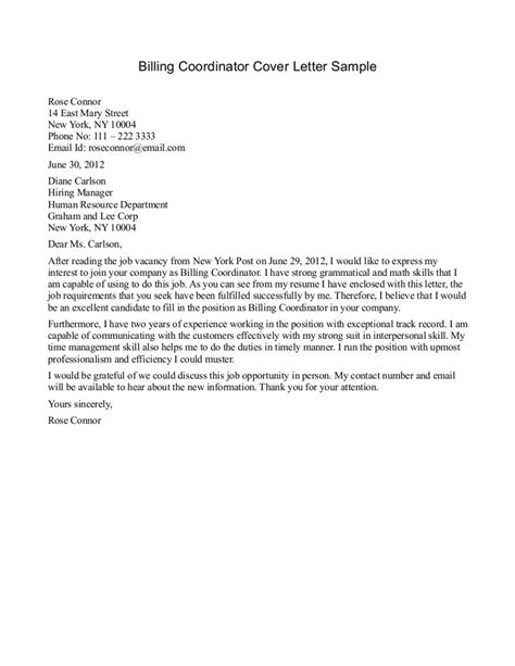 medical billing specialist cover letter sample brilliant ideas of