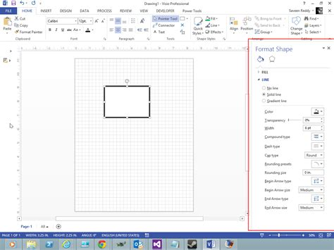 visio lines viziblr news lined shapes in visio 2013
