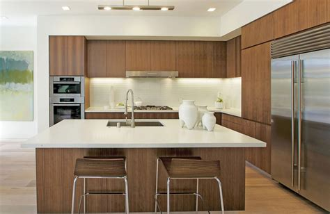 modern walnut kitchen cabinets vallandi com design and walnut kitchen modern kitchen san francisco by