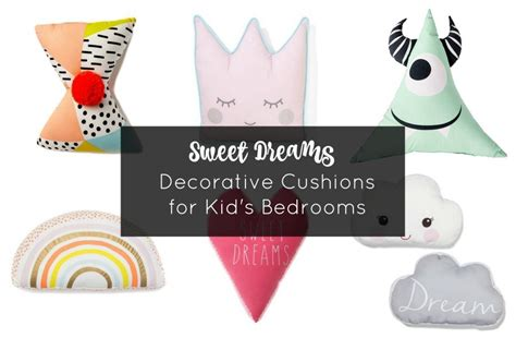 Decorative Cushions For Bedrooms Go Ask Sweet Dreams Decorative Cushions For