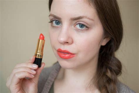 Lipstik Revlon Siren makeup tutorial favorite lipsticks hello rigby seattle fashion for
