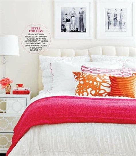 orange and pink bedroom ideas bedroom decorating ideas tips redecorating a bedroom