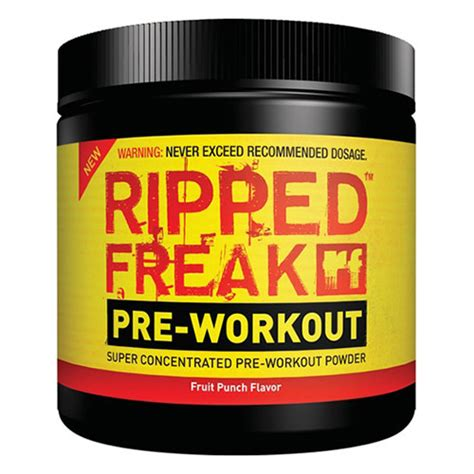Ripped Freak Protein ripped freak pre workout supplements proteinsstore