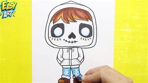 imagenes de dibujos kawaii a lapiz como dibujar miguel coco kawaii dibujos para ni 241 os draw