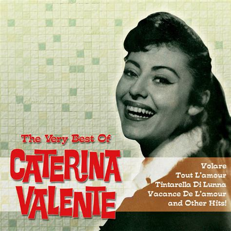 caterina valente japan caterina valente カテリーナ ヴァレンテ the very best of warner