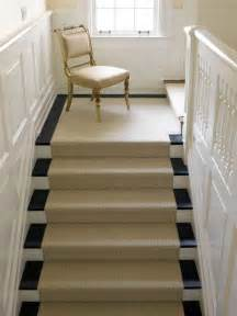 Stairs With Runners by Where Is The Sisal Stair Runner From