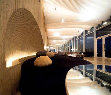 Hton Interiors by Modern Lobby Bar In The Pattaya Hotel