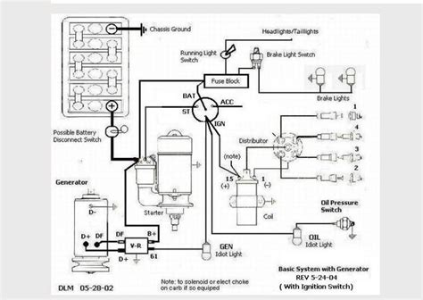alternator wiring diagram bosch efcaviation
