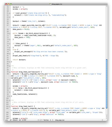 textmate themes gallery 11 delicious textmate themes for designers and developers