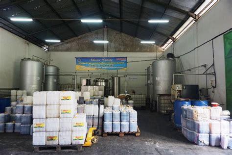 Minyak Goreng Bio menarik pengolahan jelantah jadi biodiesel di bali