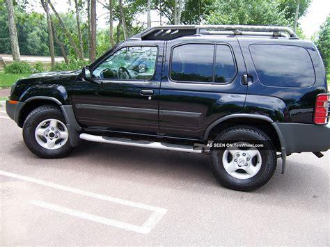2003 nissan xterra xe 3 3l 4x4 automatic