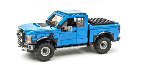 lego ford raptor lego ford raptor build is your weekend project
