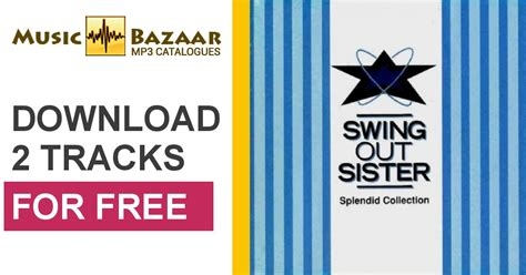 swing out sister breakout mp3 download splendid collection cd3 another non stop sister swing