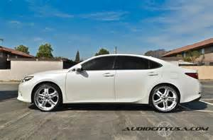 Lexus Es 350 Wheels Lexus Es 350 Custom Wheels Merceli M6 22x8 5 Et Tire