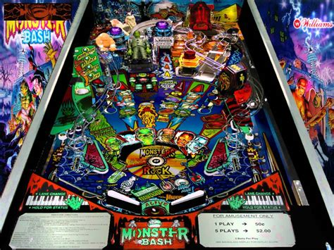 visual pinball bash