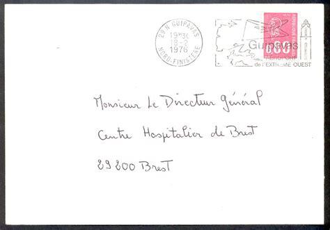 exemple lettre postale exemple lettre 4 1 1 marianne de b 233 quet