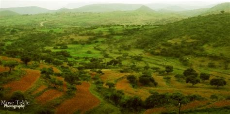 Eritrea Landscape Pictures Picture Of The Day Beautiful Green Mountailn Landscape