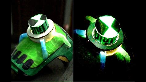 How To Make A Paper Ben 10 Omniverse Omnitrix - how to make ben 10 omnitrix omniverse ultimatrix with