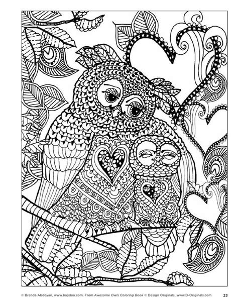 willow s world coloring book owls books awesome owls coloring book by fox chapel publishing