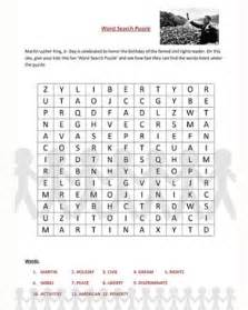 martin luther king word search new calendar template site