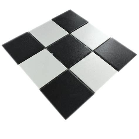fliese schwarz weiß metall unterschrank