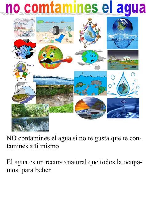 imagenes educativas sobre el agua ca 241 a contra la contaminacion del agua