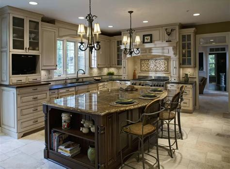kitchen cabinet island design ideas kitchen design trends 2016