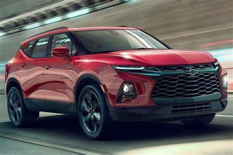 Chevrolet Lançamento 2020 by Chevrolet Blazer 2020 Pre 231 Os Ficha T 233 Cnica E Fotos