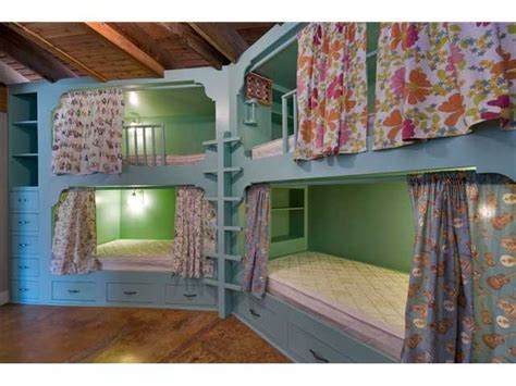 room of bunk beds crafts diy pinterest