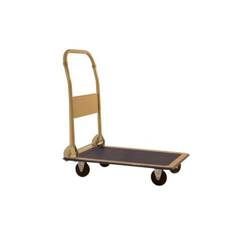 milwaukee folding handle platform cart dc33881 the home