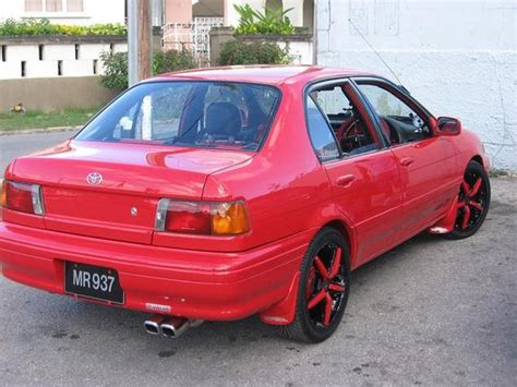 2007 Toyota Tercel Stoutee 1991 Toyota Tercel Specs Photos Modification