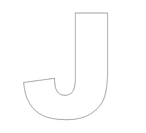 letter j template letter j template related keywords letter j template