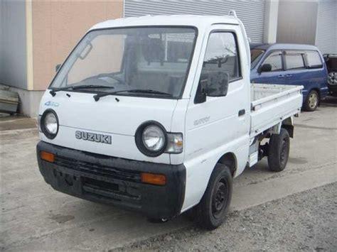 1991 Suzuki Carry Suzuki Carry Truck 1991 Japanese Used Car Exporter