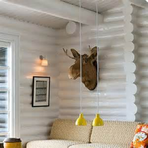 modern cabin decor decorating a modern cabin popsugar home